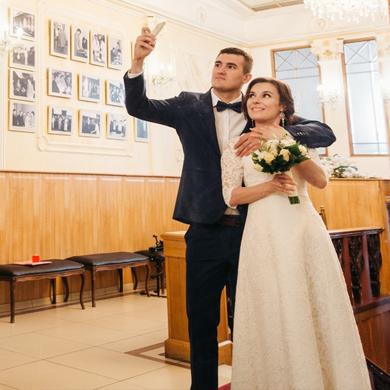 Свадьба Антона и Гульнары